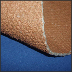 Ceramic Fiber Cloth with Vermiculite Coating